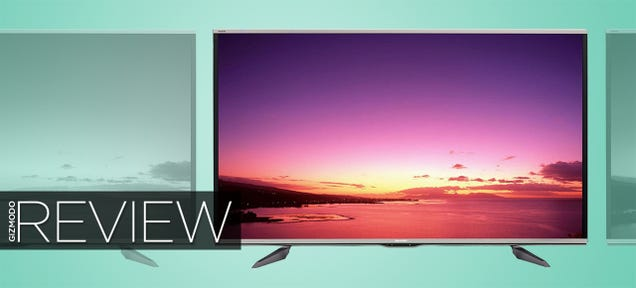 Sharp Aquos Q+ HDTV Review: Not 4K But Pretty Darn Close