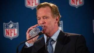 <i>GQ</i>: Goodell Berates NFL Employees for Being Overpaid