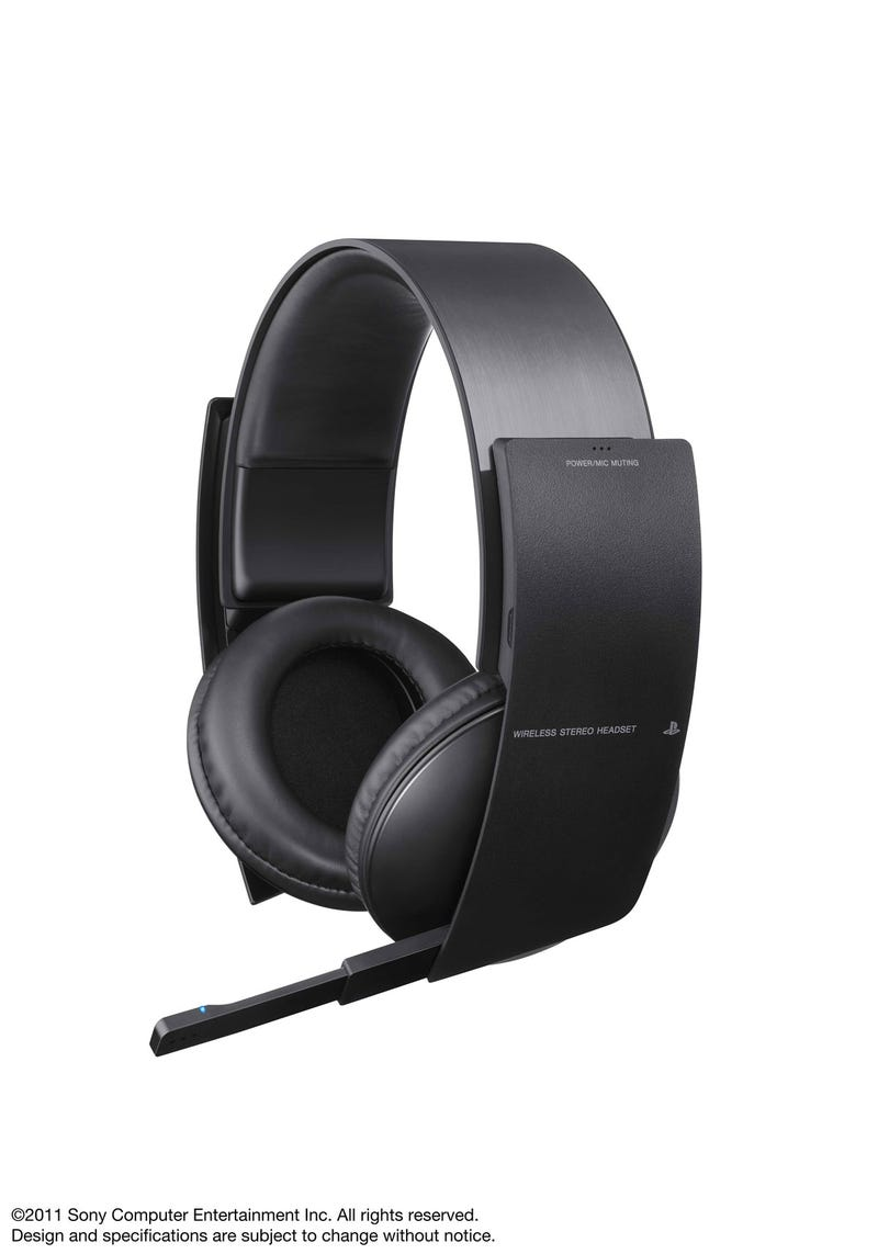 The PS3's New Headphones Look Awesome