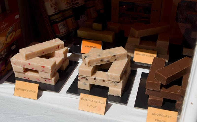 Why Do Tourists Love Fudge?