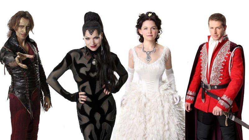 We've seen ABC's new fairytale show Once Upon a Time