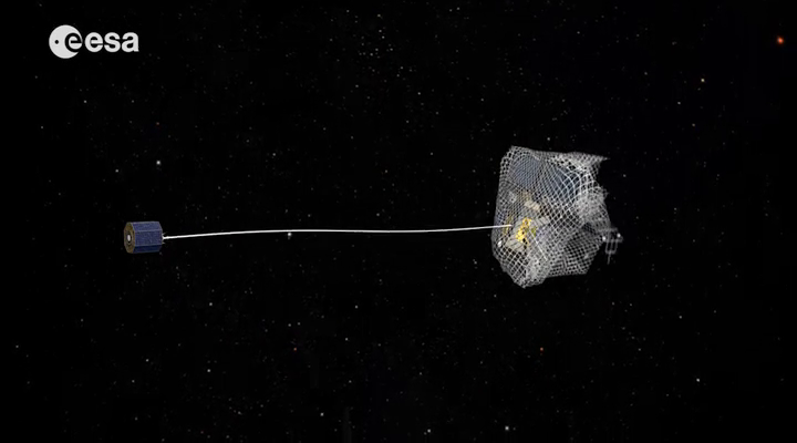 How will we retrieve dead satellites in the future?