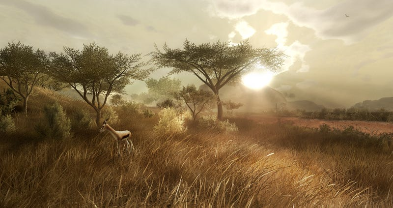 Far Cry 2 Brings GTA Sandbox to the Serengeti