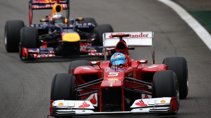 SPOILER ALERT: A Man Just Won The Formula One World Championship