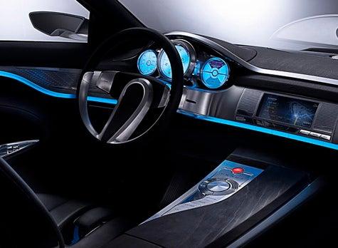 Spy Photos: Jaguar XKR with JaguarDrive