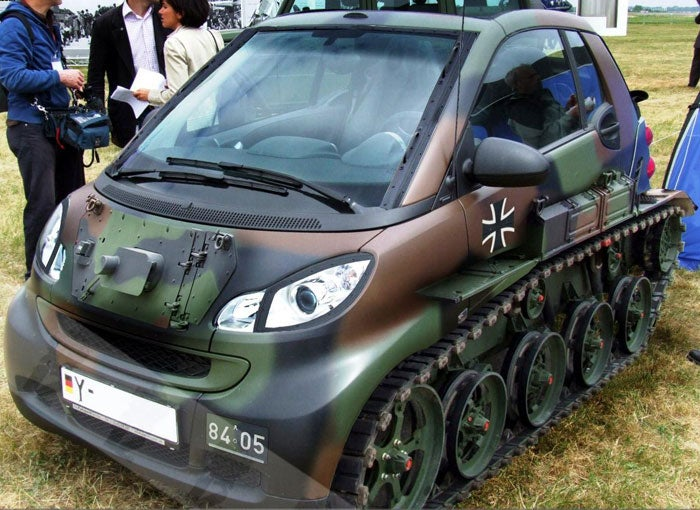 I Wish The Smart Tank Were Real