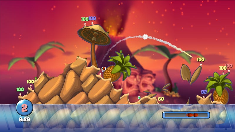 Everybody Likes, Nobody Hates New Worms Screens