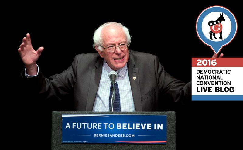 Liveblogging Bernie Sanders' Secret Plan to Win the Nomination