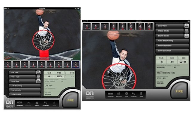 Now You Can Control Your DSLR From Your iPad