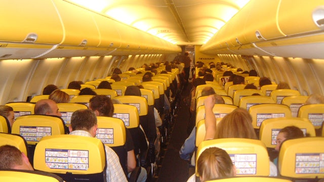 Would You Fly On an Airplane Without Any Seats?