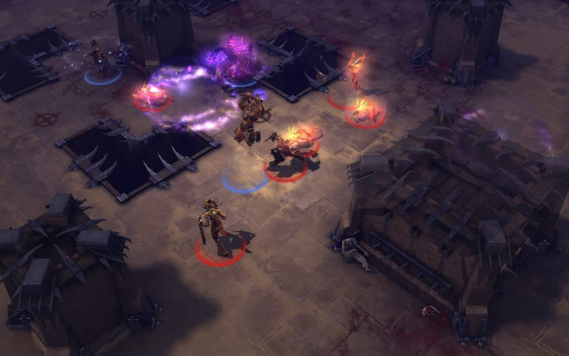 Diablo III Will Have Player Vs. Player Ranked Battle Arenas