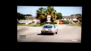 The Longest Yard car chase