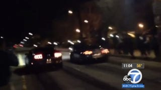 Video Shows Street Race Crash That Killed Two People, Suspect Identified