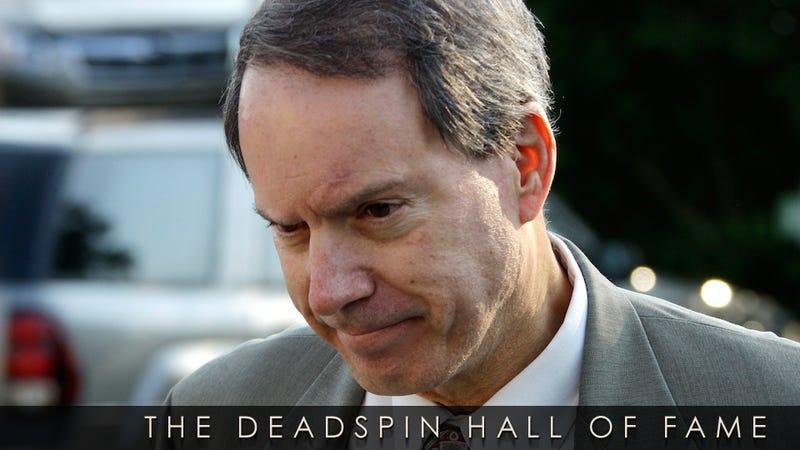 2012 Deadspin Hall Of Fame Nominee: Lawyerin' Joe Amendola