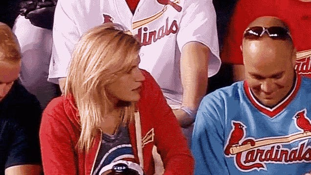 Desperate Cubs Fan Resorts To In-Game Cannibalism