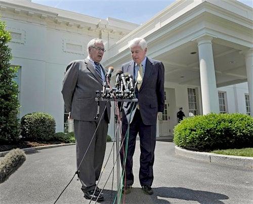 House, Senate Reach Deal on Financial Regulatory Reform
