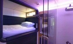 Scifi Capsule Hotel Opens In London