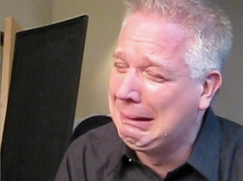Glenn Beck Meets Internet, Loses