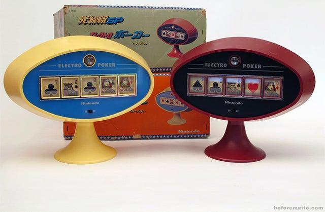 Nintendo Made a Poker Machine. That You Shot At.