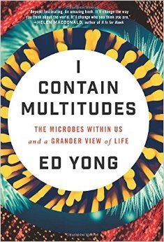 Are You Your Microbiome? Ed Yong Explains It All