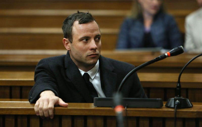 Oscar Pistorius Got Into Some Shit At A Club