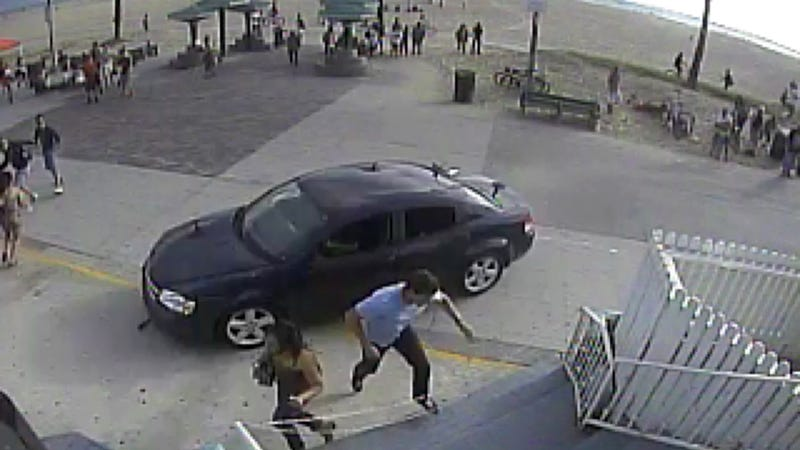 Hit-And-Run At The Venice Beach Boardwalk Injures At Least 12 [UPDATE]