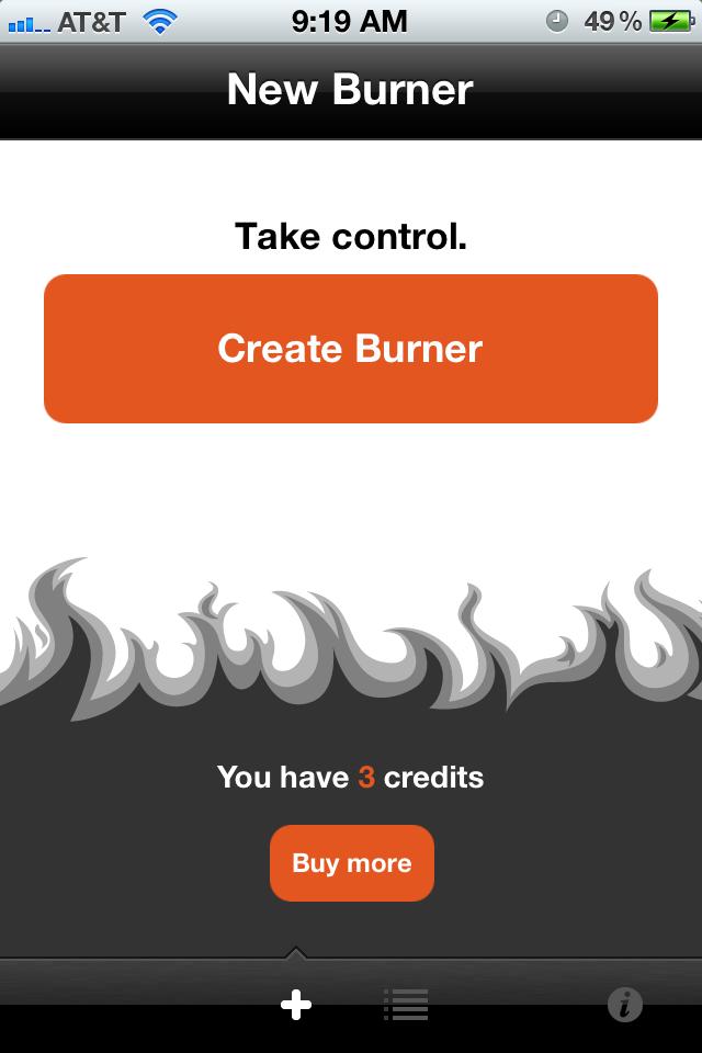 Burner Gallery