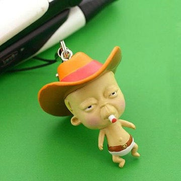 Japan Loves It Some Wacky Cellphone Charms