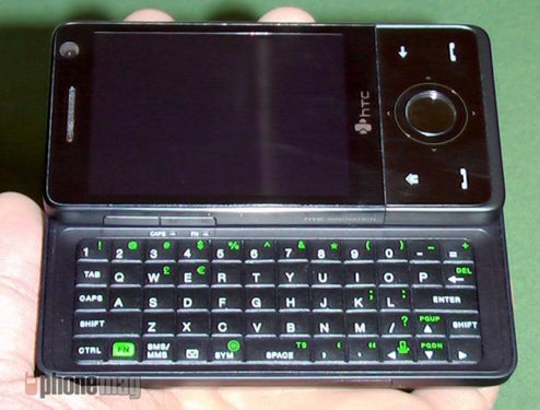 HTC Touch Pro Gets Fondled, But That Doesn't Turn It On