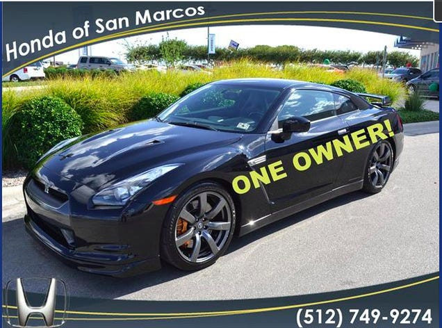 Dealer refuses to honor nissan gt r ebay auction update for Honda dealership san marcos