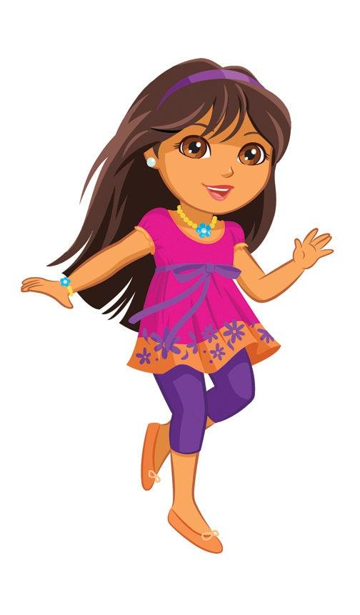 New Dora Revealed!