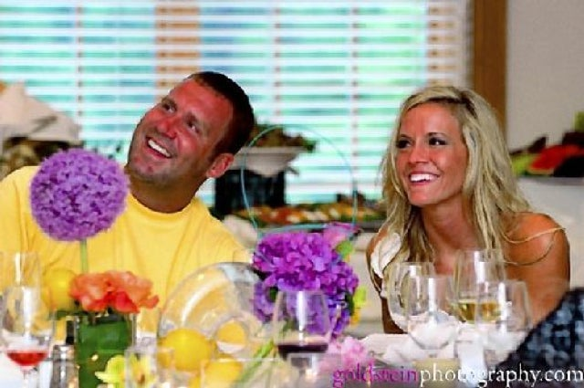 Today Is The Day That A Reformed Ben Roethlisberger Makes A Physician's Assistant His Bride