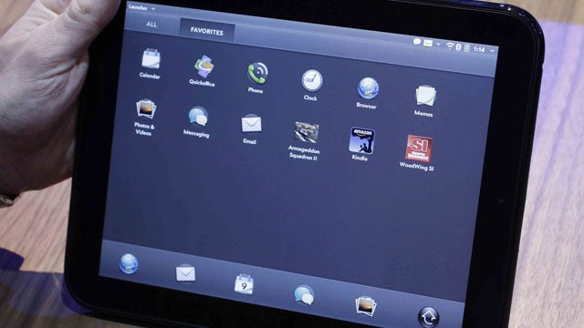 HP Dumps 275 Employees from the webOS Team (Updated)