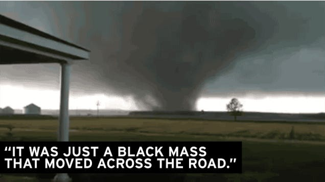 Tornadoes Unleashed as Massive Country-Wide Storm System Kills Three