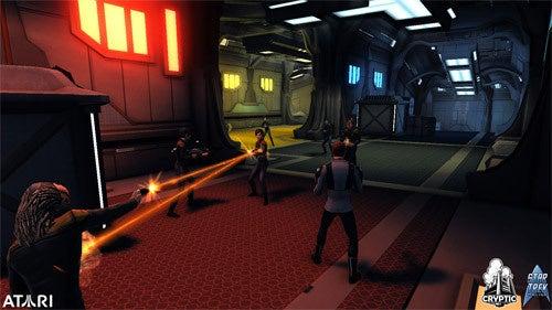 Star Trek Online Sets Phasers On February Release