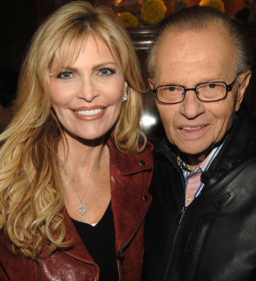 Now Larry King Might Not Be Getting a Divorce