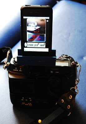 DIY Camera Hotshoe Holder for Your iPhone (or Other Smartphone)