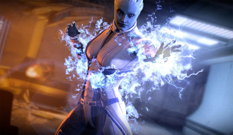 Mass Effect 2 Is Also Coming To The PlayStation Store