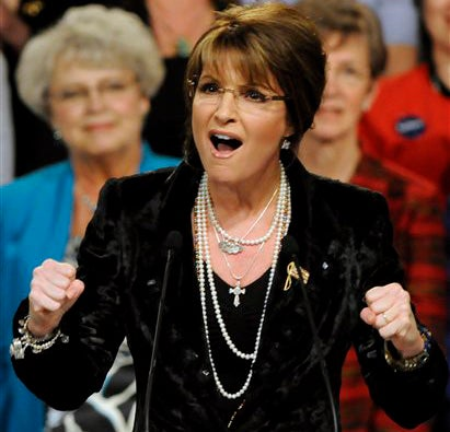 "Newt Gingrich Defines How Sarah Palin Embodies ""The True Sense Of Feminism"""