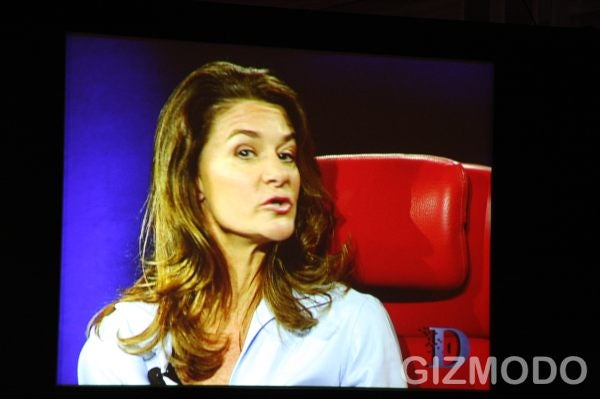 All Things D Live: Melinda Gates, Bride of Bill