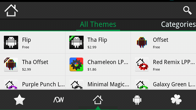 N3xGen Theme Manager Is Like an App Store for Android Themes