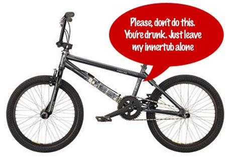 Man Given Probation for Sexing His Bike, Schwinn!