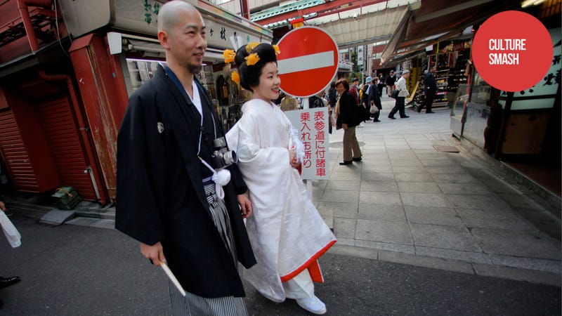 Are You An Average Dude? You Might Make Good Husband Fodder in Japan.