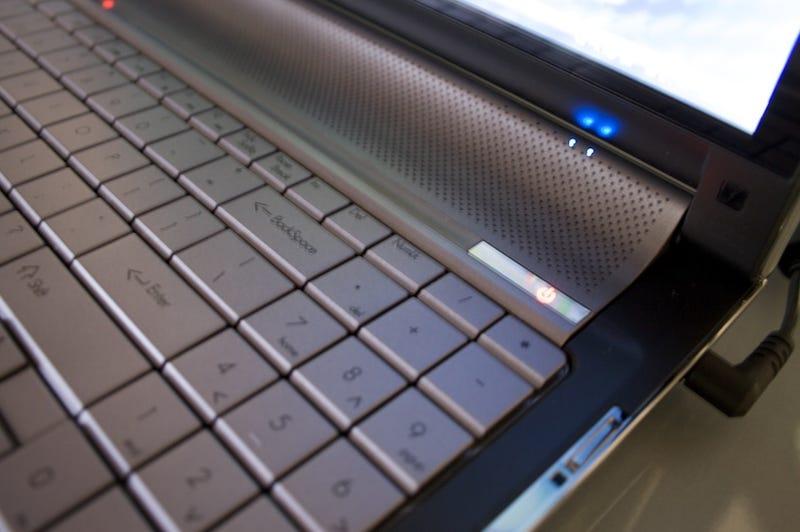 Gateway's Pininfarina Designed ID Notebook