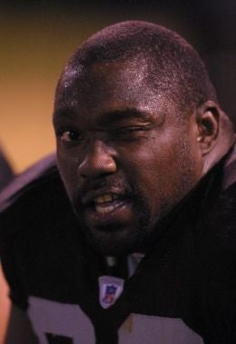 Warren Sapp Appears To Be A Little Tightly Wound