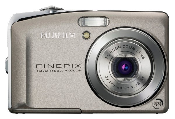 Fujifilm's F50fd Mighty 12MP Slimcam Busting with High Tech
