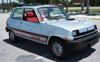 Nice Price Or Crack Pipe: The $5300.83 Renault Le Car?