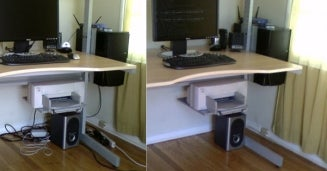 Hack Attack: The Cordless Workspace (Sort Of)