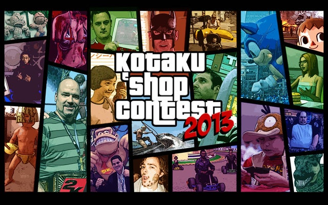 Kotaku 'Shop Contest: The Year-End All-Star Extravaganza: The Winners