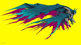 Mondo are celebrating 75 years of Batman with some brilliant artwork
